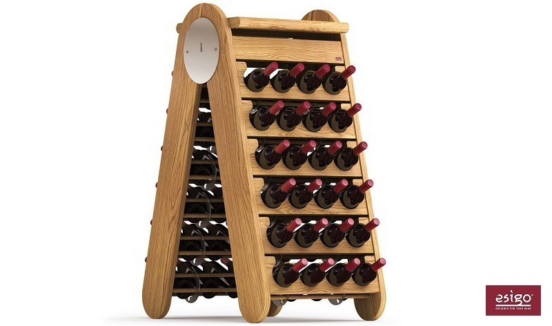 nice porte bouteille design mural 9 wooden wine rack. Black Bedroom Furniture Sets. Home Design Ideas