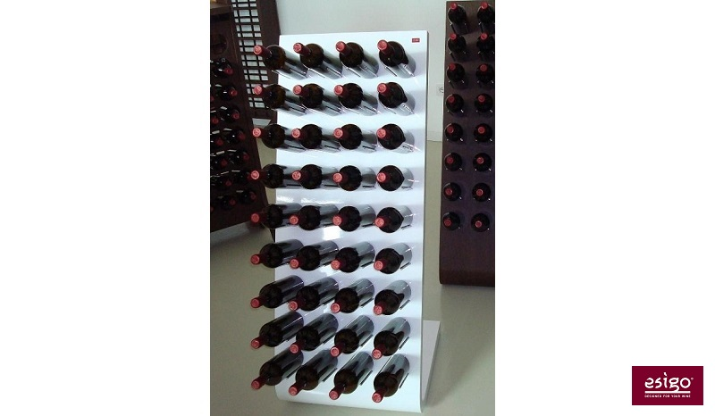 Esigo 4 modern design wine rack
