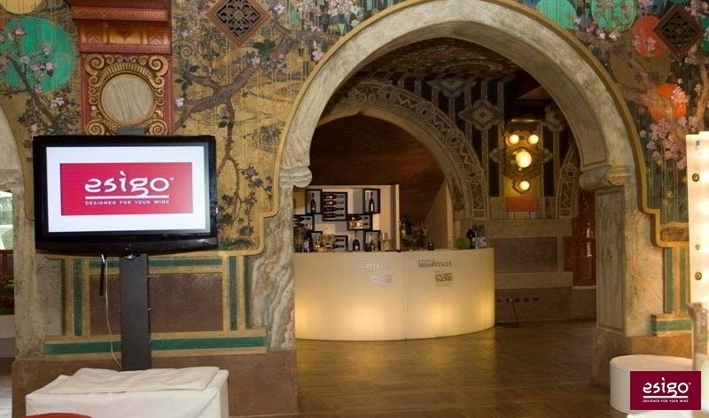 Gallery: Esigo 5 range-bouteilles design