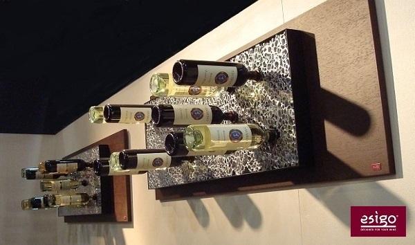 Modern Wine Cabinet Design Gallery Esigo 6 Wine Rack