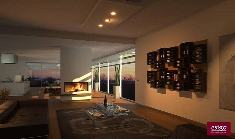 gallery hausweineinrichtung esigo. Black Bedroom Furniture Sets. Home Design Ideas