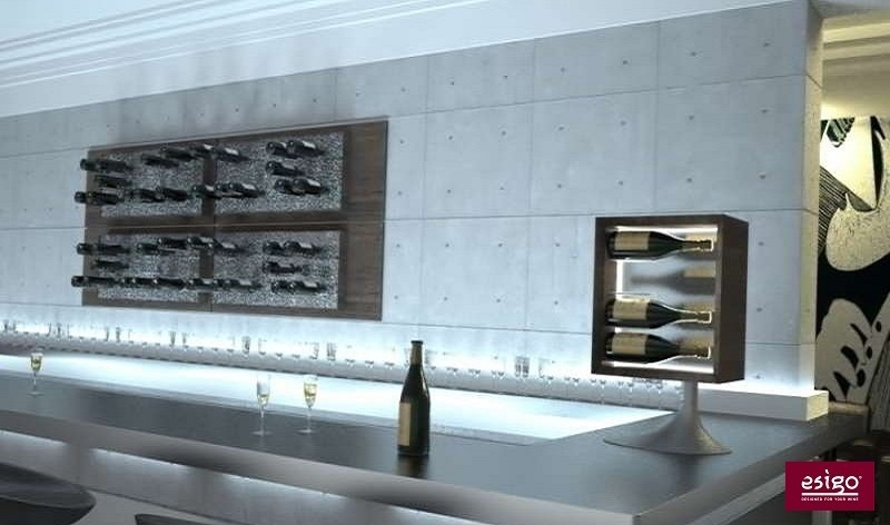 Design wine bar modern furniture
