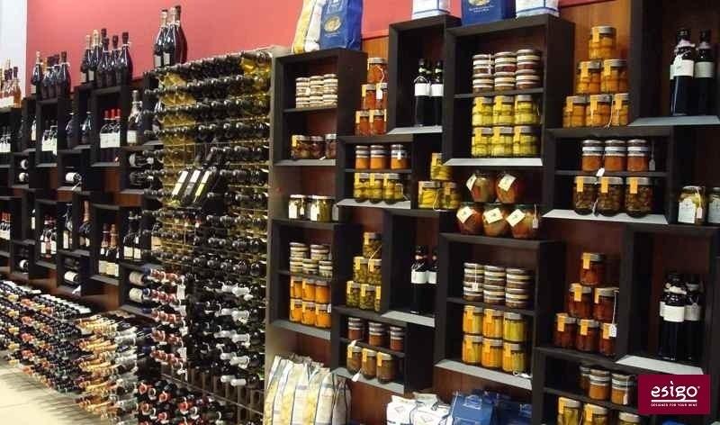 Gallery Wine Shop Furniture Esigo